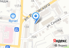 Компания «Следственный отдел по г. Барнаулу» на карте