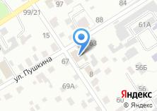 Компания «Газкомплект» на карте