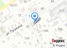 Компания «Убойный корм» на карте