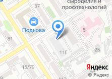 Компания «Русские бани» на карте