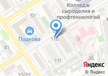 Компания «У бани» на карте