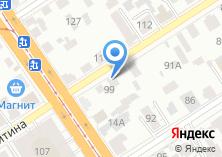 Компания «Вакансии Барнаула» на карте