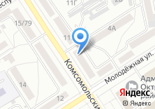 Компания «Автоуслуги22» на карте