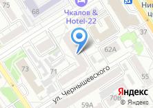Компания «Златоград» на карте