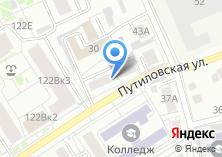 Компания «Управление МВД России по г. Барнаулу» на карте