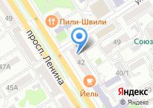 Компания «КБ Тальменка-банк» на карте