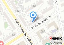 Компания «Алтайстройспецавтоматика» на карте