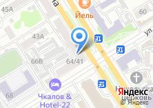 Компания «ИТАР-ТАСС» на карте