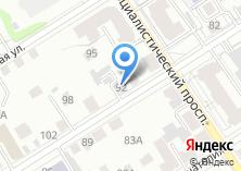 Компания «Прокуратура Железнодорожного района» на карте