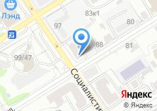 Компания «Контур-Экстерн Алтай» на карте