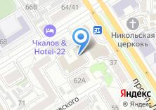 Компания «Штрафбат клуб пейнтбола и лазертага» на карте