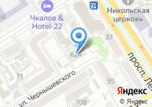 Компания «Алтайские Коммунальные Системы» на карте
