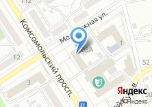 Компания «Комиссия по делам несовершеннолетних и защите их прав Администрации Октябрьского района» на карте