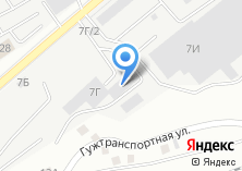 Компания «Алтайские продукты» на карте