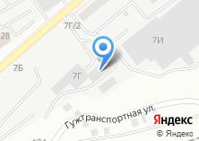 Компания «Строй-система» на карте