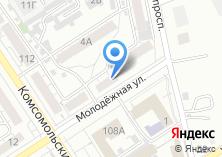Компания «Адвокатская контора г. Барнаула» на карте