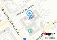 Компания «Мой погреб» на карте
