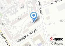 Компания «Отдел по охране прав детства Администрации Октябрьского района» на карте