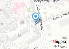 Компания «Адвокатский кабинет Суховольского С.И» на карте