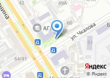 Компания «ЭльФлёр» на карте