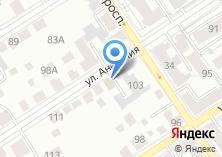 Компания «Кедровица» на карте