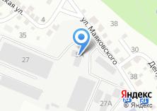 Компания «АлтайТехГаз» на карте