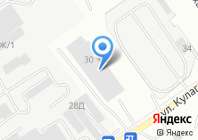Компания «Алсэнсвязьэнерго» на карте
