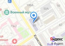 Компания «АГМУ» на карте