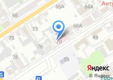 Компания «Комитет ЖКХ г. Барнаула» на карте