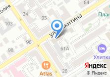 Компания «Сервис для офиса» на карте