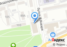 Компания «Алтайский айкидо-центр» на карте