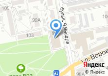 Компания «Фа-соль» на карте