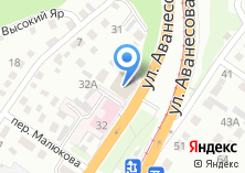 Компания «Декорэль» на карте