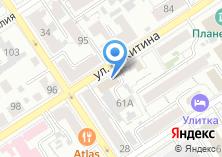 Компания «Актуальное решение» на карте