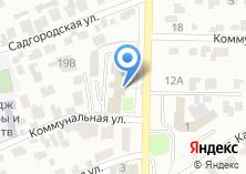 Компания «Октябрьский районный суд г. Барнаула» на карте