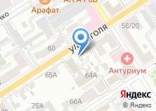 Компания «Сибинтек реклама» на карте
