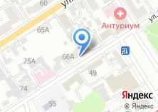 Компания «Yes Print» на карте