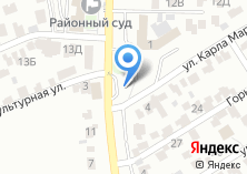 Компания «АЗС Олти» на карте