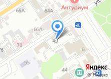 Компания «Огонёк» на карте