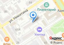 Компания «Комитет муниципального заказа г. Барнаула» на карте