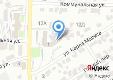 Компания «Инженерно-техническая компания Сибири» на карте