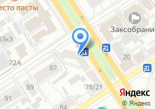 Компания «За Россию» на карте