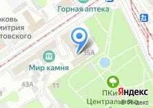 Компания «Хорошки» на карте