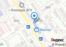 Компания «Киоск по ремонту обуви и изготовлению ключей» на карте