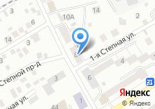 Компания «Территориальный центр социальной помощи семье и детям Октябрьского района» на карте