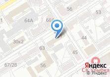 Компания «Сибирский Центр Экспертизы» на карте