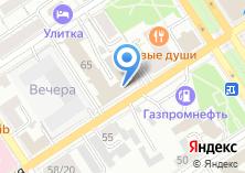 Компания «Комитет жилищно-коммунального хозяйства города Барнаула» на карте