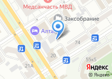 Компания «Нижегородцев Ю.М» на карте