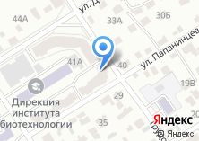 Компания «Наука» на карте