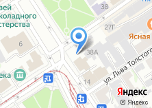 Компания «Замки-plus» на карте